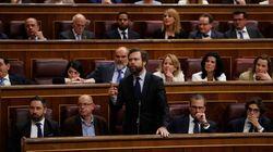 Espinosa de los Monteros (Vox), único diputado del Congreso que no ha declarado sus bienes tras ser