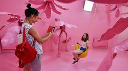 Le nouveau «musée du selfie» séduit la génération