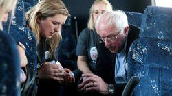 Sanders accompagne des diabétiques venus acheter de l'insuline en