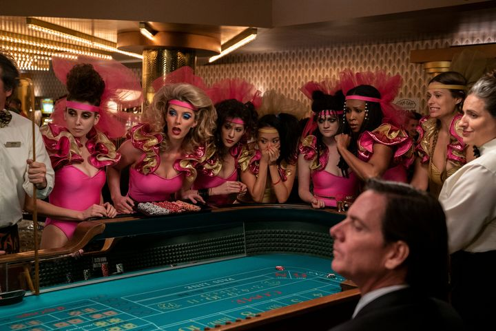 """The cast of """"GLOW"""" heads to Las Vegas in the third season."""