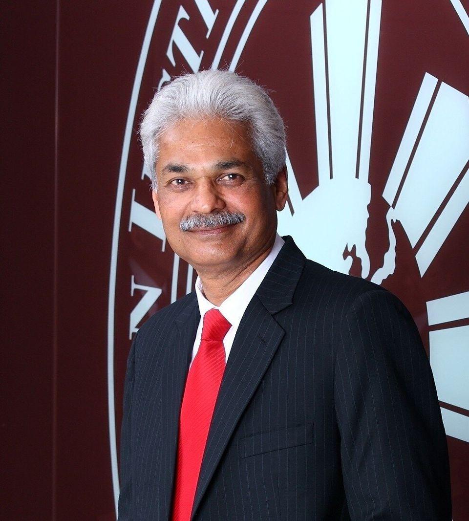 Former Information Commissioner Yashovardhan Azad in a file