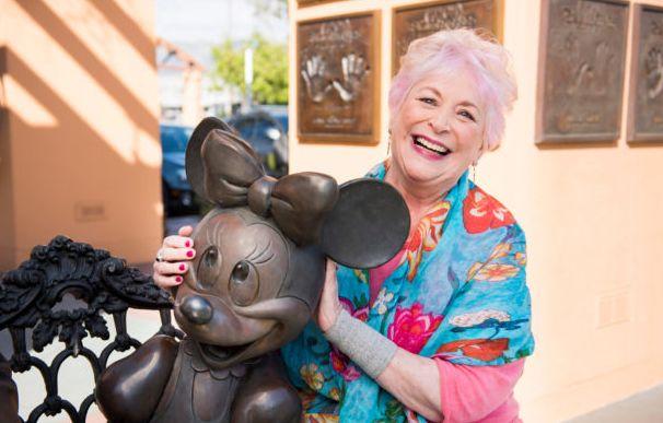 ミニーマウスの声を30年にわたり担当し、亡くなった声優のルシー・テイラーさん