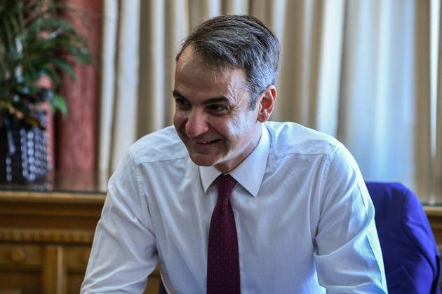 Στην Κύπρο ο πρωθυπουργός Κυριάκος