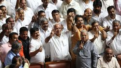 BS Yediyurappa Wins Confidence Motion In Karnataka