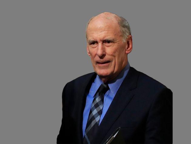 Dan Coats, chef du renseignement américain qui a annoncé sa