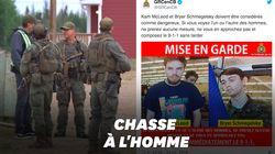 Immense chasse à l'homme au Canada après un triple