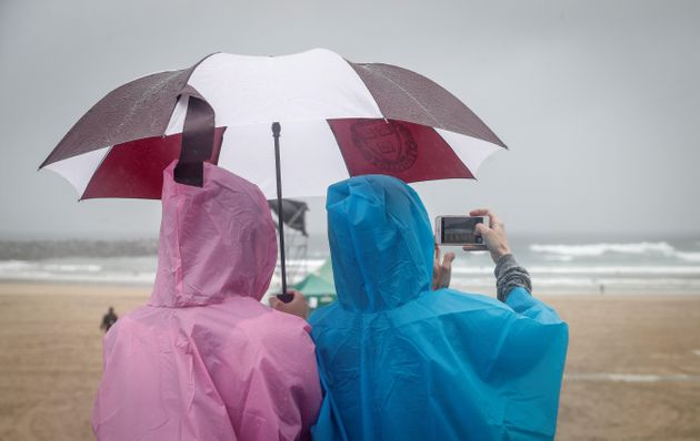 La semana arranca más cálida y con lluvias en Galicia y en el