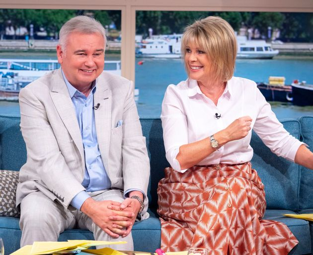 Eamonn Holmes Says Ruth Langsford Is Difficult To Live With, Comparing Her To A Racehorse