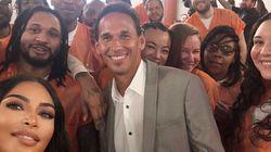 Kim Kardashian prépare un documentaire sur le système judiciaire