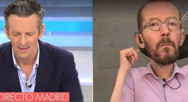 La dura acusación de Echenique contra Sánchez tras el fracaso en la negociación de un Gobierno de