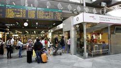 Renfe cancela 707 trenes este 31 de julio, en plena operación