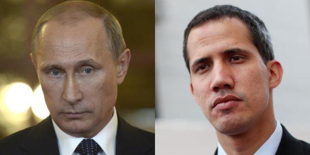 Vladimir Putin y Juan