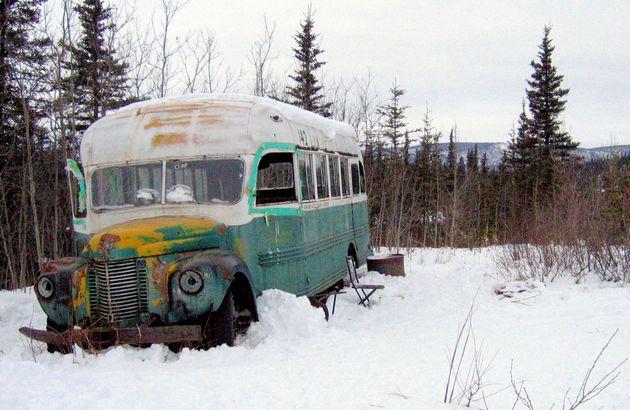 Le célèbre bus d'