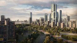 Así será Madrid Nuevo Norte: nuevo 'skyline', ejes verdes y 10.500
