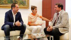 María Chivite (PSN), candidata a la investidura este