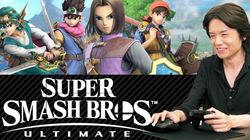 Super Smash Bros. Ultimate Version 4.0.0 and Dragon Quest Hero DLC Release Date