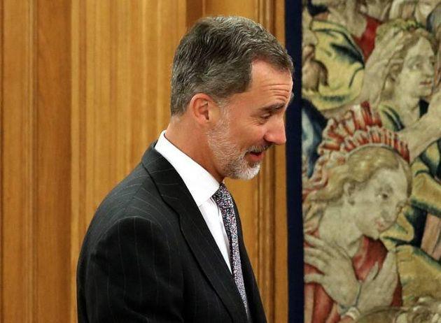 La revelación de Felipe VI sobre el Gobierno en pleno encuentro en la