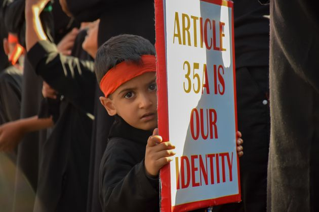 J&K: What Is Article 35A And What Is The Controversy Surrounding