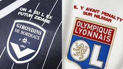 Les blasons des clubs de Ligue 1