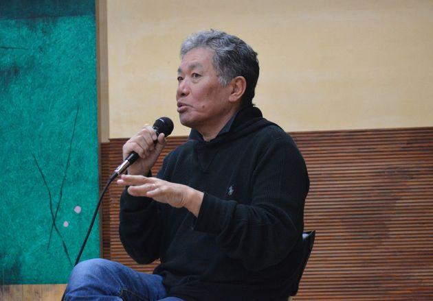 『困難な子育て』で監修を務めた、内田樹(うちだ・たつる)さん。武道家でもあり、思想家でもある。『私家版・ユダヤ文化論』(文春新書)で小林秀雄賞受賞、著書多数
