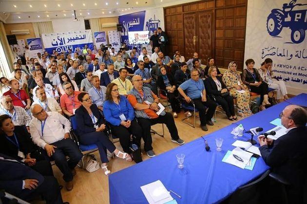 PAM: Ahmed Thami élu à la tête du comité préparatoire du congrès