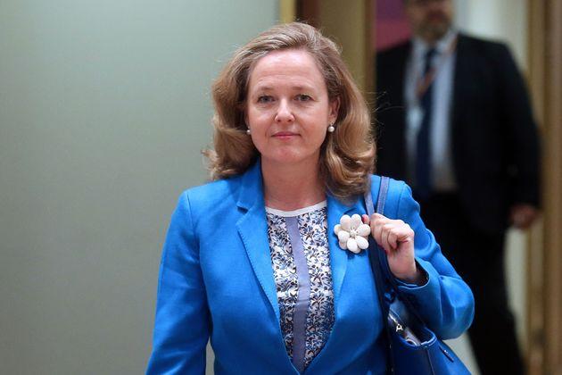 Nadia Calviño, fuera de la carrera por el FMI, según el 'Financial