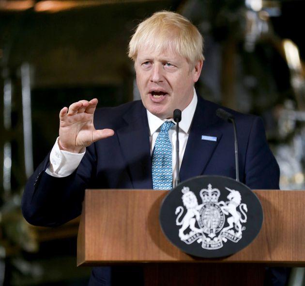 Boris Johnsons All-Male Brexit War Cabinet Shows Dangerous Machismo Approach To Leaving EU