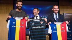 El equipo de Gerard Piqué jugará en Segunda