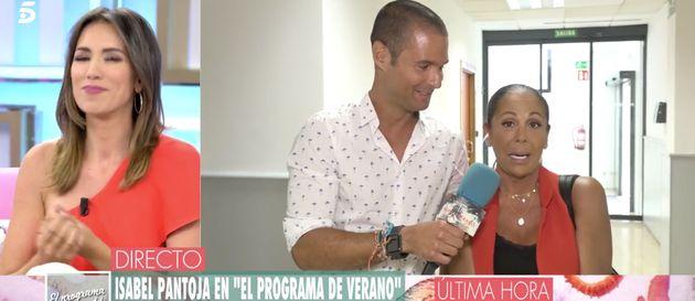 Isabel Pantoja zanja la polémica tras salir de 'Supervivientes': toma una drástica