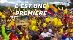 La Colombie célèbre Bernal après sa victoire sur le Tour de