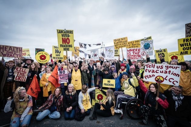Labour Claims Fracking Will Make Net-Zero By 2050 Impossible