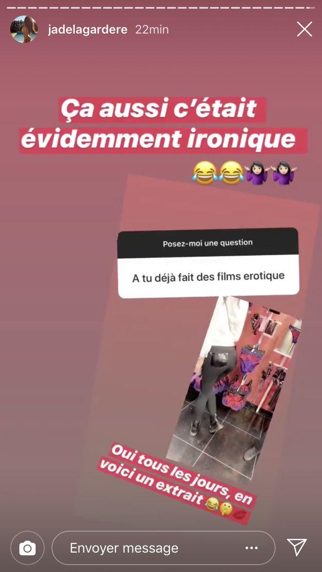 Jade Foret confirme sa séparation avec Arnaud Lagardère, puis