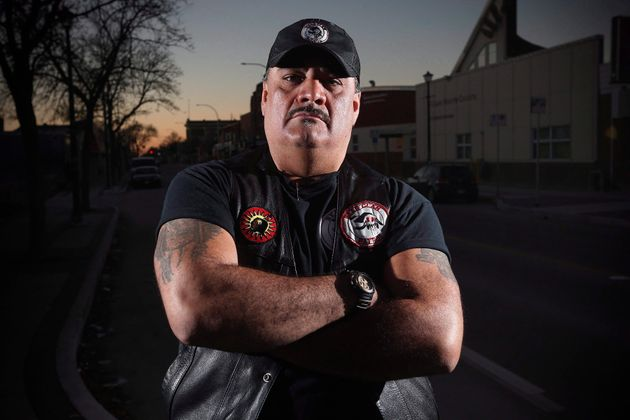 Bear Clan Patrol executive director James Favel, seen here in Winnipeg on Nov. 5, 2016, says his organization...