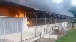 Al menos 52 muertos en un enfrentamiento entre bandas en una prisión en