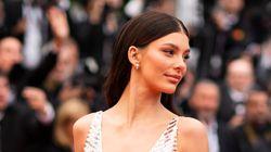 Το μοντέλο Καμίλα Μορόνε απαντά στα σχόλια «μίσους» για την μεγάλη διαφορά ηλικίας με τον Ντι