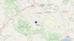 Σεισμός 3,7 ρίχτερ στη Νιγρίτα