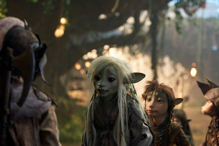 """""""The Dark Crystal: Age of Resistance."""""""