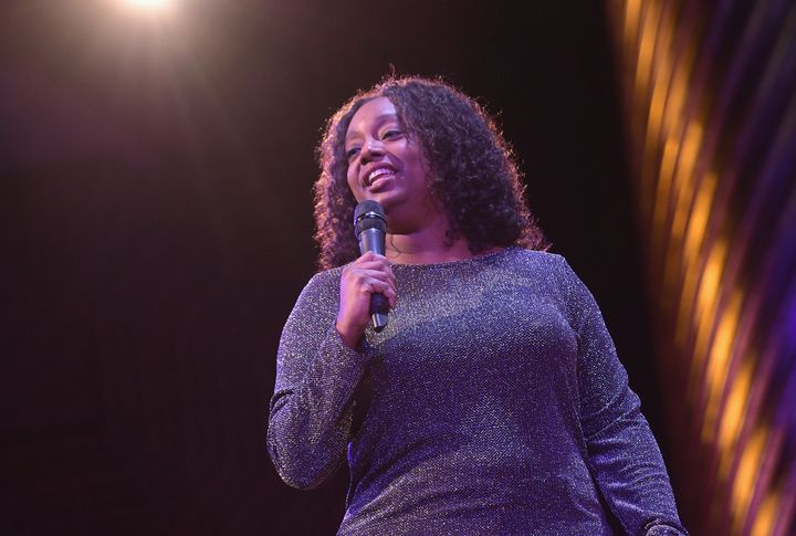"""Comedian Tracey Ashley was one of six comics hand-picked by Tiffany Haddish for """"Tiffany Haddish Presents: They Ready."""""""