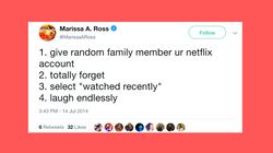 33 Too-Real Tweets About Sharing A Netflix Account With Your