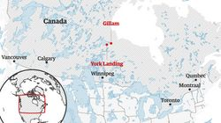 The Guardian Shows Map Of Canada Featuring 'Qumbec' And