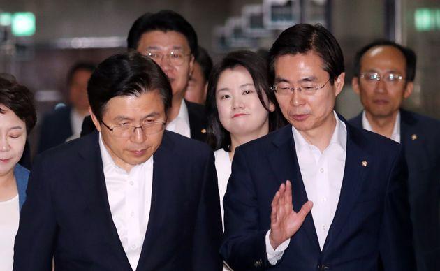 자유한국당이 또 '핵무장론'을