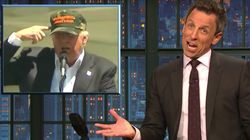 Seth Meyers Nails How Trump Has Changed People's Weekends For The