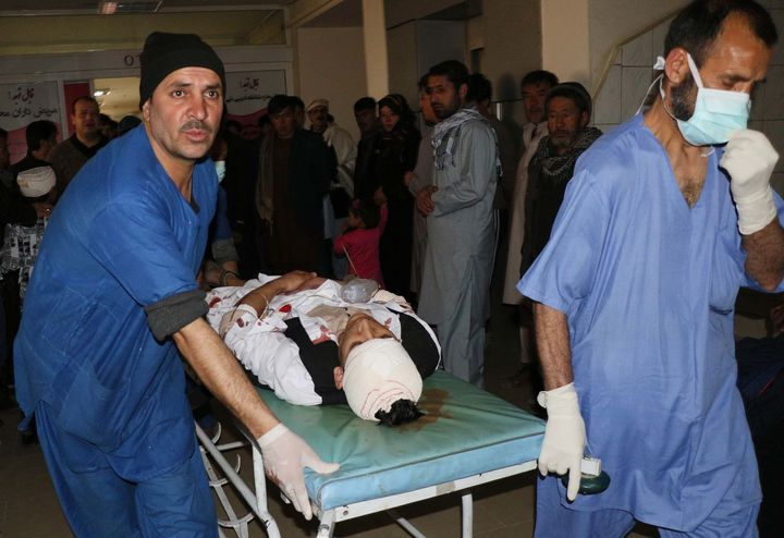 One in three casualties was caused by ground combat and a fifth were caused by roadside bombs, the report said.
