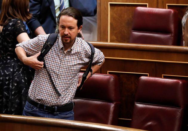 Iglesias carga contra Sánchez tras el fracaso de la investidura: