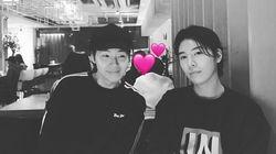배우 노민우가 친동생 아일에 대해 한