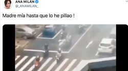 La actriz Ana Milán publica este vídeo y pone a pensar a medio Twitter: el truco está en la parte de