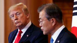 미국이 방위비 분담금 '5배 인상' 요구했다는 보도를 청와대가