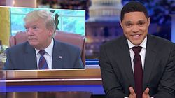 Trevor Noah: Trump Is Furious People Keep Bringing Up Race When He Says Something