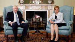 Escocia se planta ante la propuesta de Boris