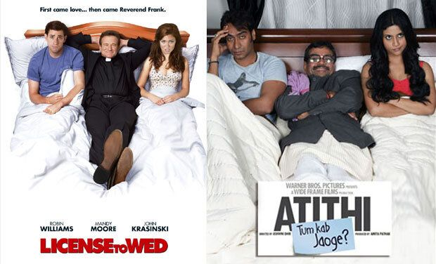9 Times Bollywood Shamelessly Copied Posters From Other